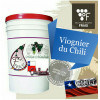 Wine kit To make your own wine Mosti Mondiale CHILIAN VIOGNIER Mondiale Fresco 23L. Premium 100% Fresh Refrigerated Grape Must 23L. Chile Fresco Special Edition