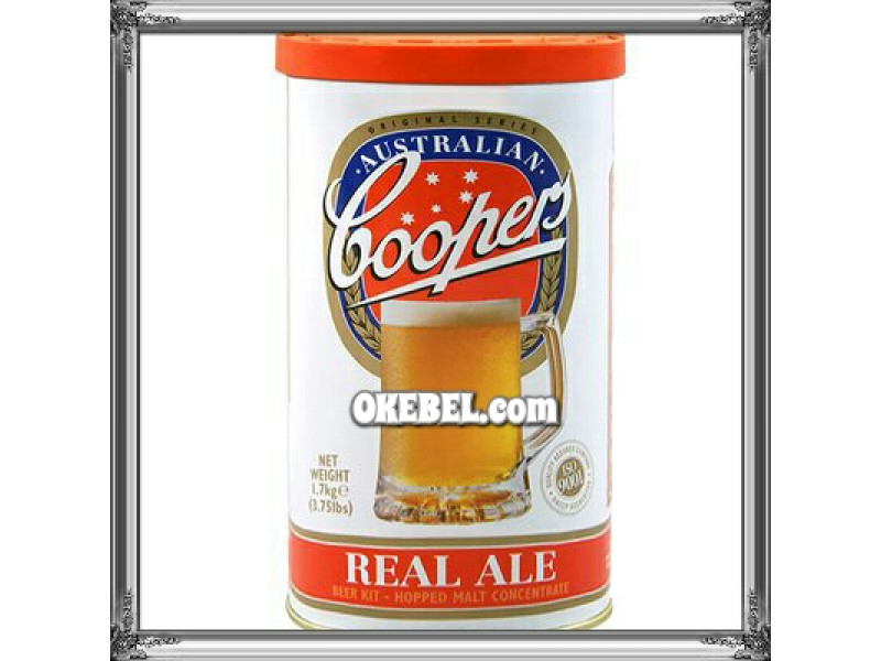 Real Ale Autralienne  -Coopers