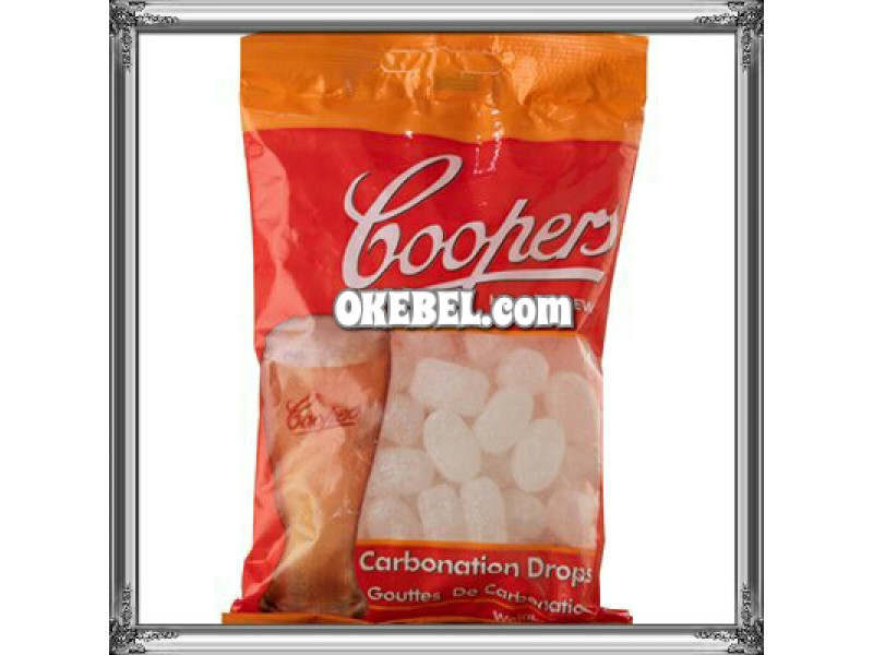 Pastille de carbonnation -Coopers Carbonation (60 / Pack)