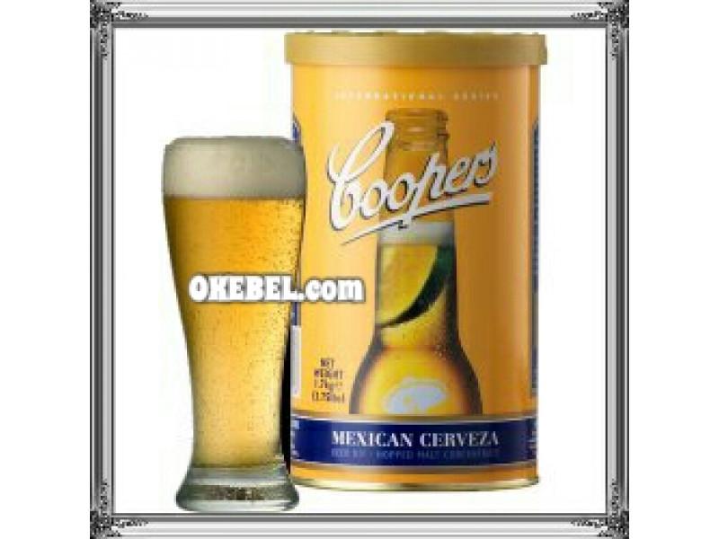 Bière Mexicaine Cerveza  -Coopers -biere
