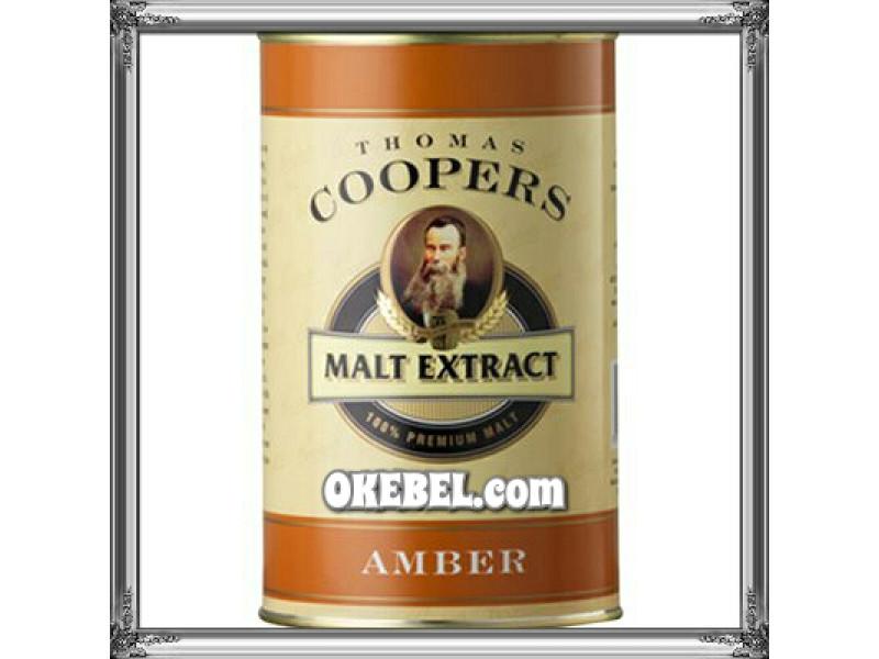 Coopers Amber Liquid Malt Extract -ambré ambre