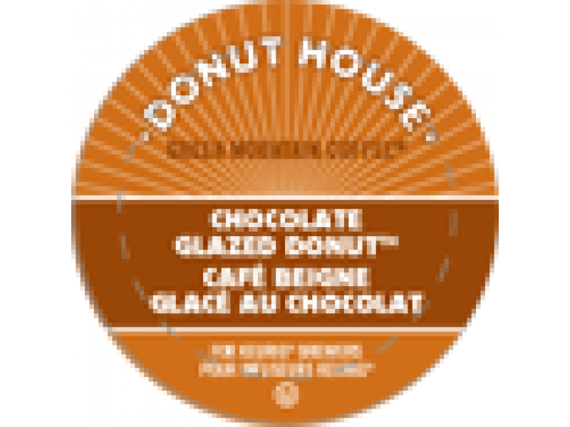 Green Mountain Coffee Donut House Collection Café beigne glacé au chocolat-beigne-glace