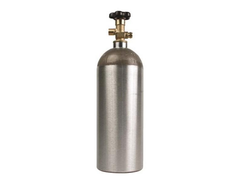 Bombonne de Co2 vide de 5 lb. (Keg-Kegging)