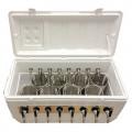 Glacière-distributeur de bière 150 litres 8 Robinet 8 serpentins 50'-glaciere-cooler-Jockey Boxes(Keg-Kegging)