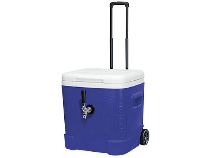 Glacière-distributeur de bière 60 litres 1 Robinet 1 serpentins 50'-glaciere-cooler-Jockey Boxes (Keg-Kegging)