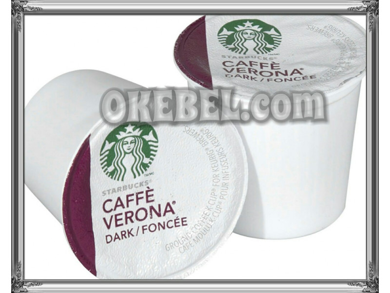 Starbucks Caffè Verona Foncé-caffe