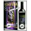 Wine kit To make your own wine Mosti Mondiale Vinifera Noble Bourg Royal White 10l. White wine Makes 23L.