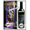 Wine kit To make your own wine Mosti Mondiale Vinifera Noble BLANC DES CHATEAUX 10l. white wine Makes 23L.