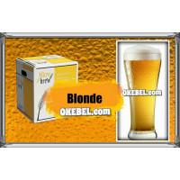 Blonde  -Micro Brew